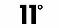11degrees logo